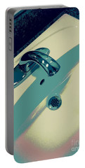 Sink Portable Battery Charger by Linda Bianic