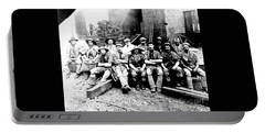 Sinkers,rossington Colliery,1915 Portable Battery Charger