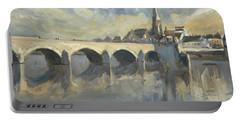 Sint Servaas Bridge Maastricht Portable Battery Charger
