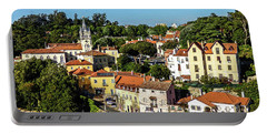 Sintra - The Most Romantic Village Of Portugal Portable Battery Charger
