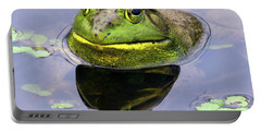 Sir Bull Frog Portable Battery Charger