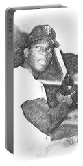 Rod Carew Portable Battery Charger