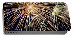 Sister Bay Fireworks Portable Battery Charger
