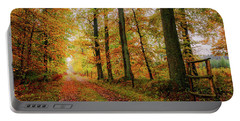 Portable Battery Charger featuring the photograph Site 6 by Dmytro Korol