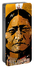Sitting Bull Portable Battery Charger