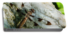 Six Spotted Dragonfly Portable Battery Charger