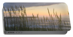 Portable Battery Charger featuring the photograph Sixth Of July Sunrise by Barbara Ann Bell
