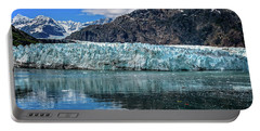 Size Perspective No Margerie Glacier Portable Battery Charger
