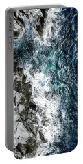 Skagerrak Coastline - Aerial Photography Portable Battery Charger