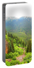 Skagway Alaska Portable Battery Charger