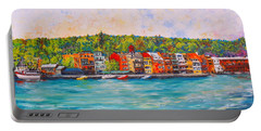 Skaneateles Ny #2 Portable Battery Charger