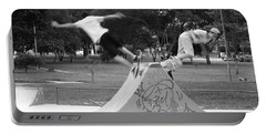 Skate Ballet Portable Battery Charger by Beto Machado