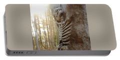 Skeleton Tree Portable Battery Charger
