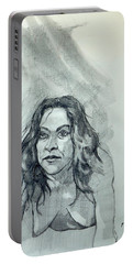 Sketch For Sera.10.01 Portable Battery Charger by Ray Agius