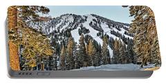 Ski Runs Portable Battery Charger