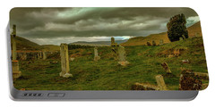 Skies And Headstones #g9 Portable Battery Charger