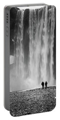 Skogafoss Portable Battery Charger