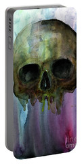 Skull Portable Battery Charger