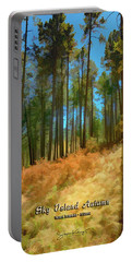 Sky Island Autumn Portable Battery Charger