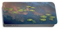 Sky Meets Water Portable Battery Charger