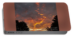 Sky On Fire Portable Battery Charger