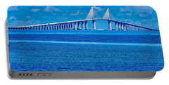 Skyway Bridge Portable Battery Charger