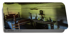 Slave Quarters - The Hermitage Portable Battery Charger