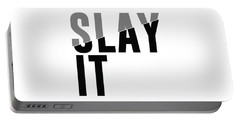Slay It Portable Battery Charger