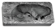 Sleeping Calf Portable Battery Charger
