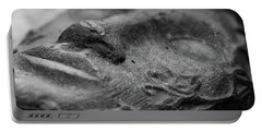 Portable Battery Charger featuring the photograph Sleeping by Clare Bambers