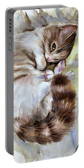 Sleepy Cat 2 Portable Battery Charger