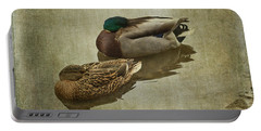 Sleepy Ducks Portable Battery Charger