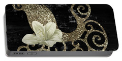 Sleigh Petals II Portable Battery Charger