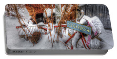 Sleigh Rides Portable Battery Charger