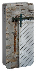 Sliding Barn Door 1 Portable Battery Charger
