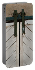 Sliding Barn Door 3 Portable Battery Charger