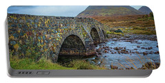 Sligachan Bridge View #h4 Portable Battery Charger