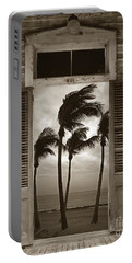 Portable Battery Charger featuring the photograph Slip Away To Paradise by John Stephens
