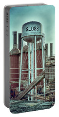 Sloss Furnaces Tower 3 Portable Battery Charger