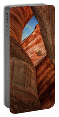 Slot Canyon - Window Portable Battery Charger
