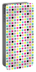 Small Dots Portable Battery Charger