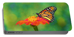 Portable Battery Charger featuring the photograph Small Wonders by Byron Varvarigos