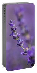 Smell The Lavender Portable Battery Charger