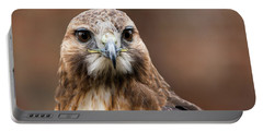 Smiling Bird Of Prey Portable Battery Charger