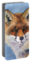 Smiling Fox Portable Battery Charger