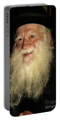 Rabbi Yehuda Zev Segal - Doc Braham - All Rights Reserved Portable Battery Charger
