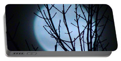 Smiling Super Moon Portable Battery Charger