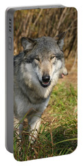 Smiling Wolf Portable Battery Charger