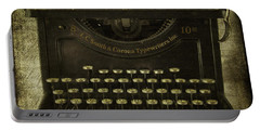 Smith And Corona Typewriter Portable Battery Charger