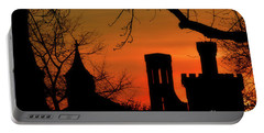 Smithsonian Castle Portable Battery Charger by Luv Photography